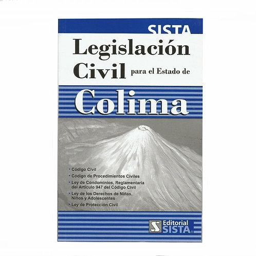 Legislación Civil para el Estado de Colima 2020