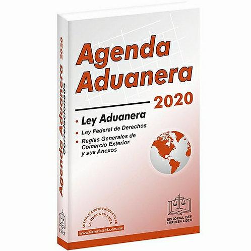 Agenda Aduanera 2020