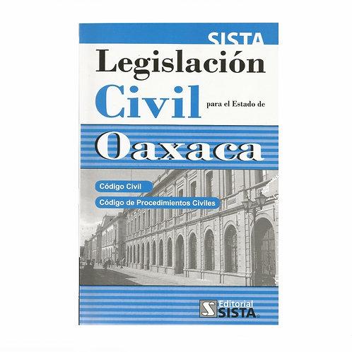 Legislación Civil para el Estado de Oaxaca 2020