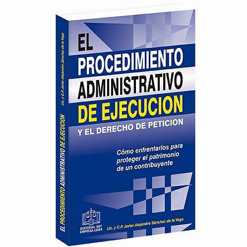 El Procedimiento Administrativo de Ejecución y Derecho de Petición 2020