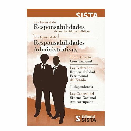 Ley Federal de Responsabilidades de  Administradores Públicos 2021