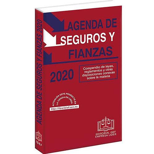 Agenda de Seguros y Fianzas 2020