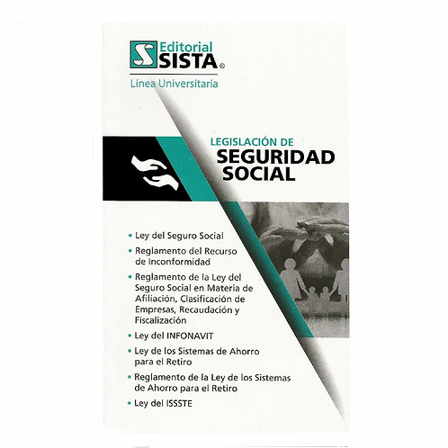 Legislación de Seguridad Social 2020 Línea Universitaria