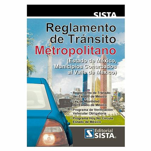 Reglamento de Tránsito Metropolitano 2020