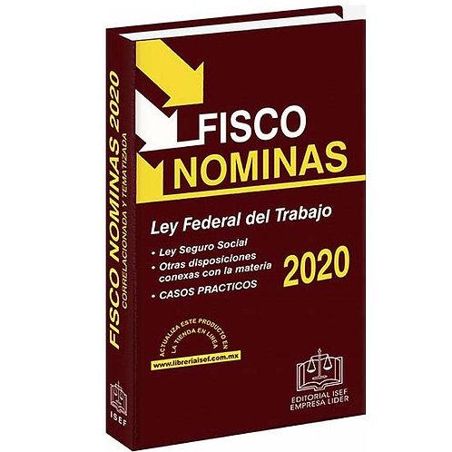 Fisco Nómina Económica 2020