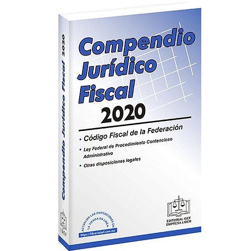 Compendio Jurídico Fiscal (CFF) 2020