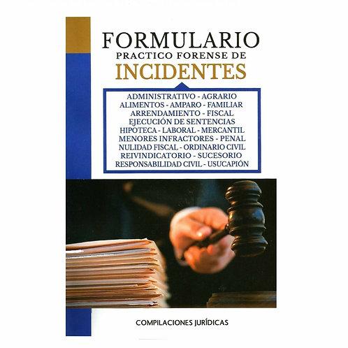 Formulario de Incidentes 2021