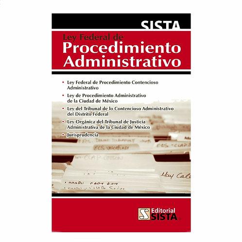 Ley Federal de Procedimiento Administrativo 2021