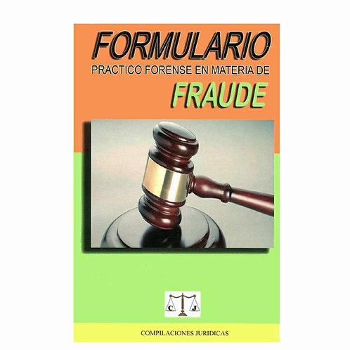 Formulario de Fraude 2021