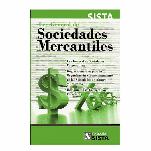 Ley General de Sociedades Mercantiles 2020