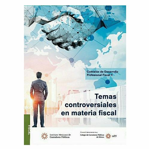 Temas Controversiales en Materia Fiscal 2020