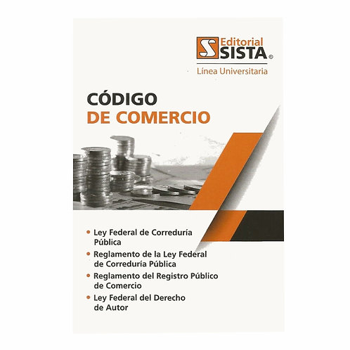 Código de Comercio 2020. Línea Mini Universitaria
