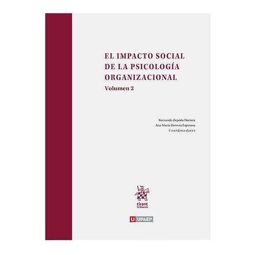 El Impacto Social de la Psicología Organizacional Vol. 2