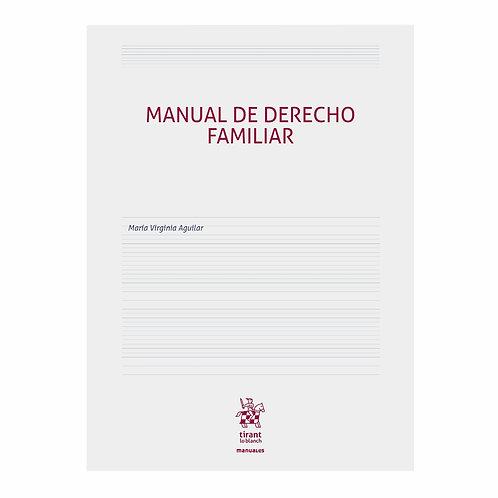 Manual de Derecho Familiar