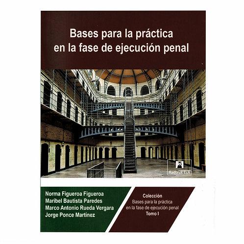 Bases para la Práctica en la Fase de Ejecución Penal