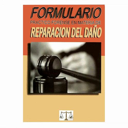 Formulario de Reparación del Daño 2021