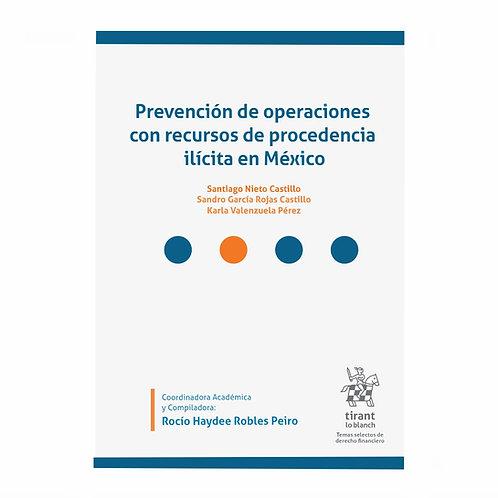 Prevención de Operaciones con Recursos de Procedencia Ilícita en México