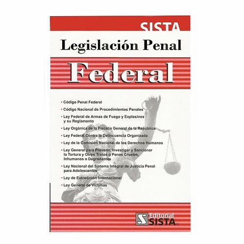 Legislación Penal Federal 2021