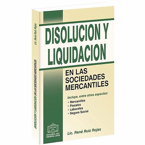 Disolución y Liquidación en las Sociedades Mercantiles 2020