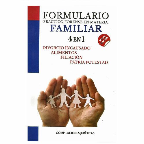 Formulario Familiar 4 en 1 2021