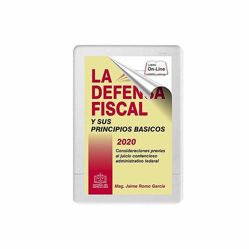 SWF La Defensa Fiscal y sus Principios Básicos 2020