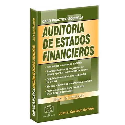 Caso Práctico Sobre la Auditoria de los Estados Financieros