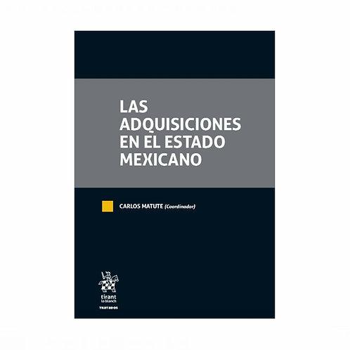 Las Adquisiciones en el Estado Mexicano