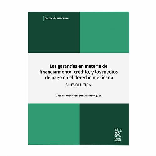 Las Garantías en Materia de Financiamiento, Crédito, y los medios de Pago