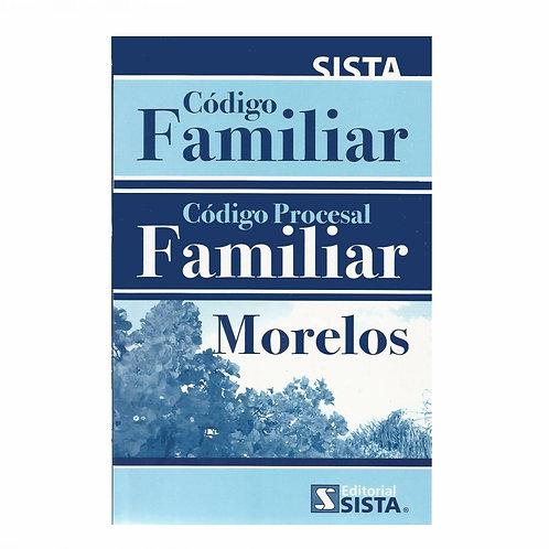 Código Familiar y Código Procesal Familiar para el Estado de  Morelos 2021