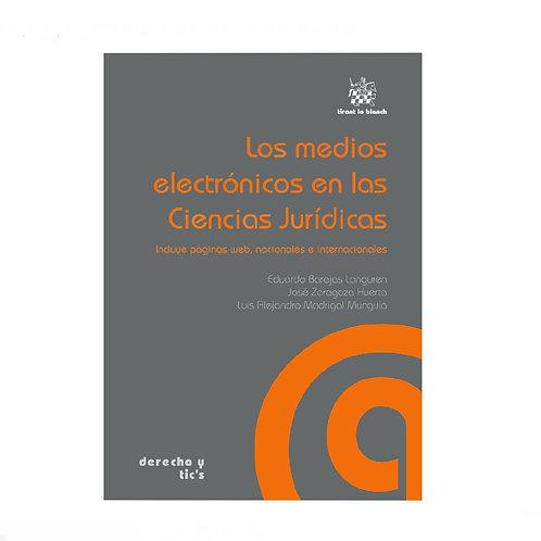 Los Medios Electrónicos en las Ciencias Jurídicas
