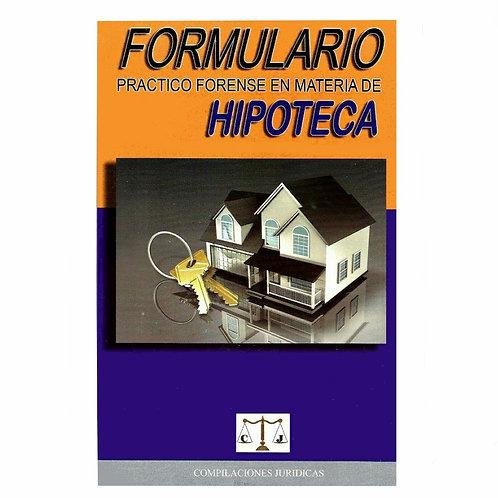 Formulario de Hipoteca 2021