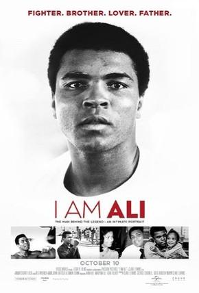 Capa Filme - Ali em destaque