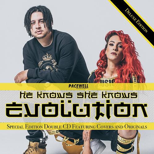 Evolution - Digital Download