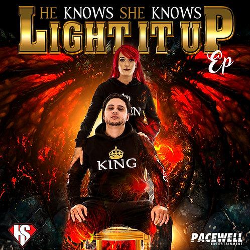 Light It Up EP - Digital Download