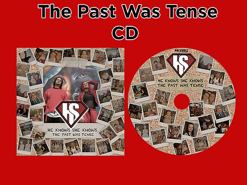 CD - The Past Was Tense