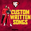 Thumbnail: Custom Personalised Cover Songs (Special Occasions)
