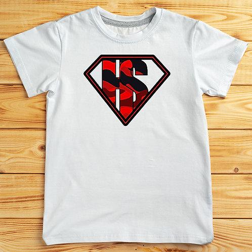 HKSK CAMO Logo Tshirt