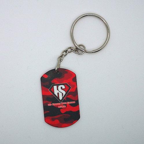 HKSK Camo Key Ring