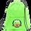 Thumbnail: 100-Year Sweatshirt Cinch Bag