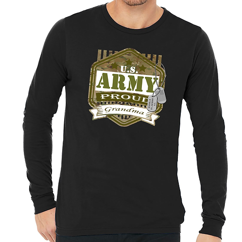 ARMY STAMP PROUD