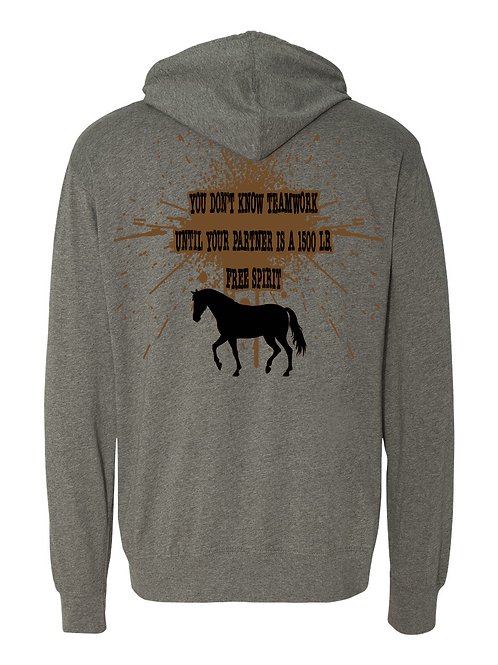 Horse Teammate