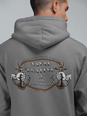 two fist hoodie grey back.png