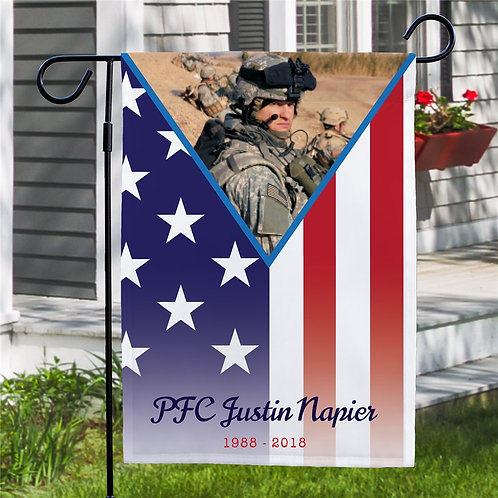 SOLDIER YARD FLAG
