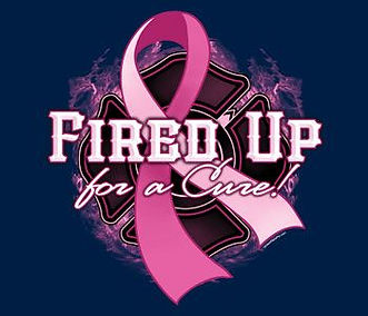 fired up for a cure ff fundraiser shirt.