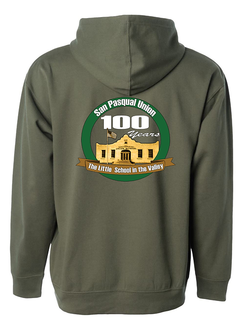 100-Year Hoodie - ADULT