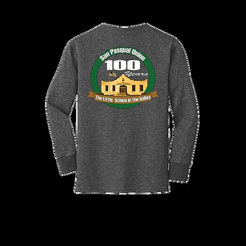 100 year Long Sleeve T Shirt - YOUTH