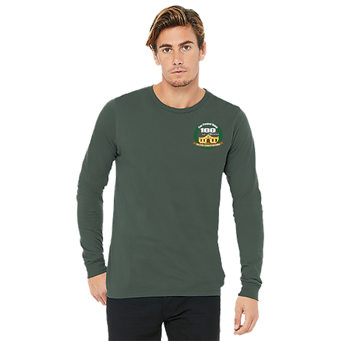 100-Year Long Sleeve T Shirt - ADULT