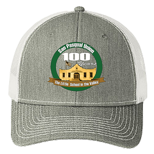 100-Year Snapback Trucker Cap