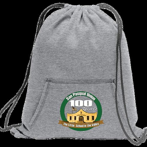 100-Year Sweatshirt Cinch Bag