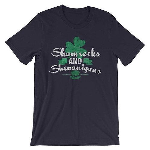 SHAMROCKS AND SHENANIGANS